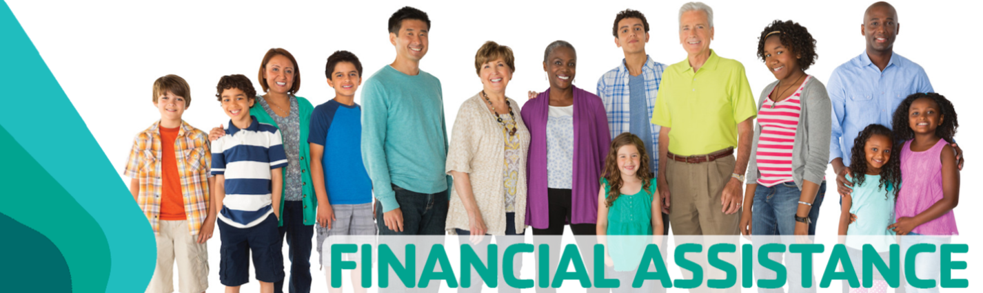 Financial Assistance Top Banner